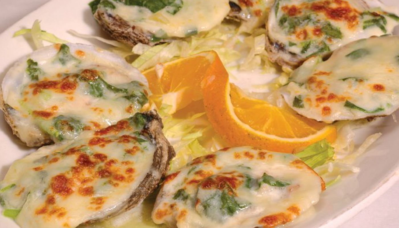 Ostiones - Oysters